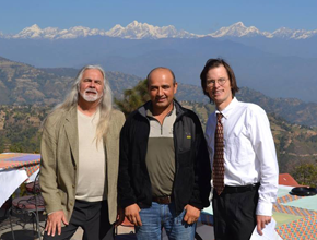 education research trek to kathmandu university dhulikhel