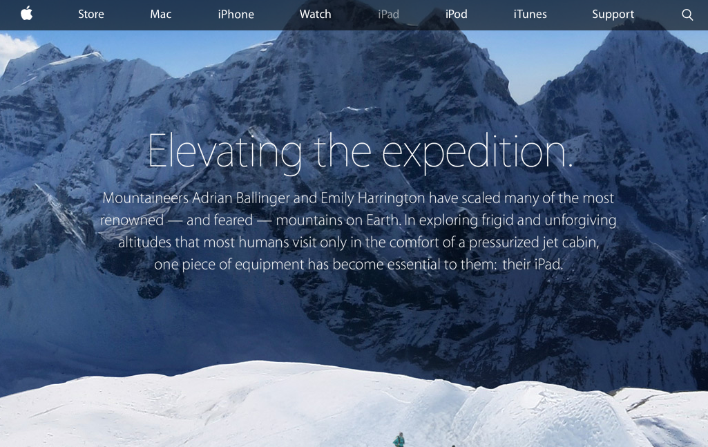 elevating expedition